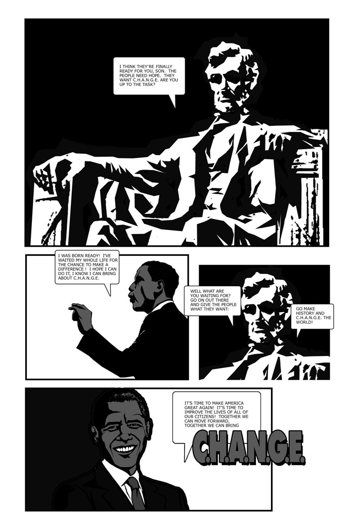 Agent of C.H.A.N.G.E. page 4