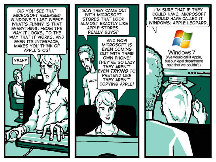 Development Hell vs. Microsoft Windows 7