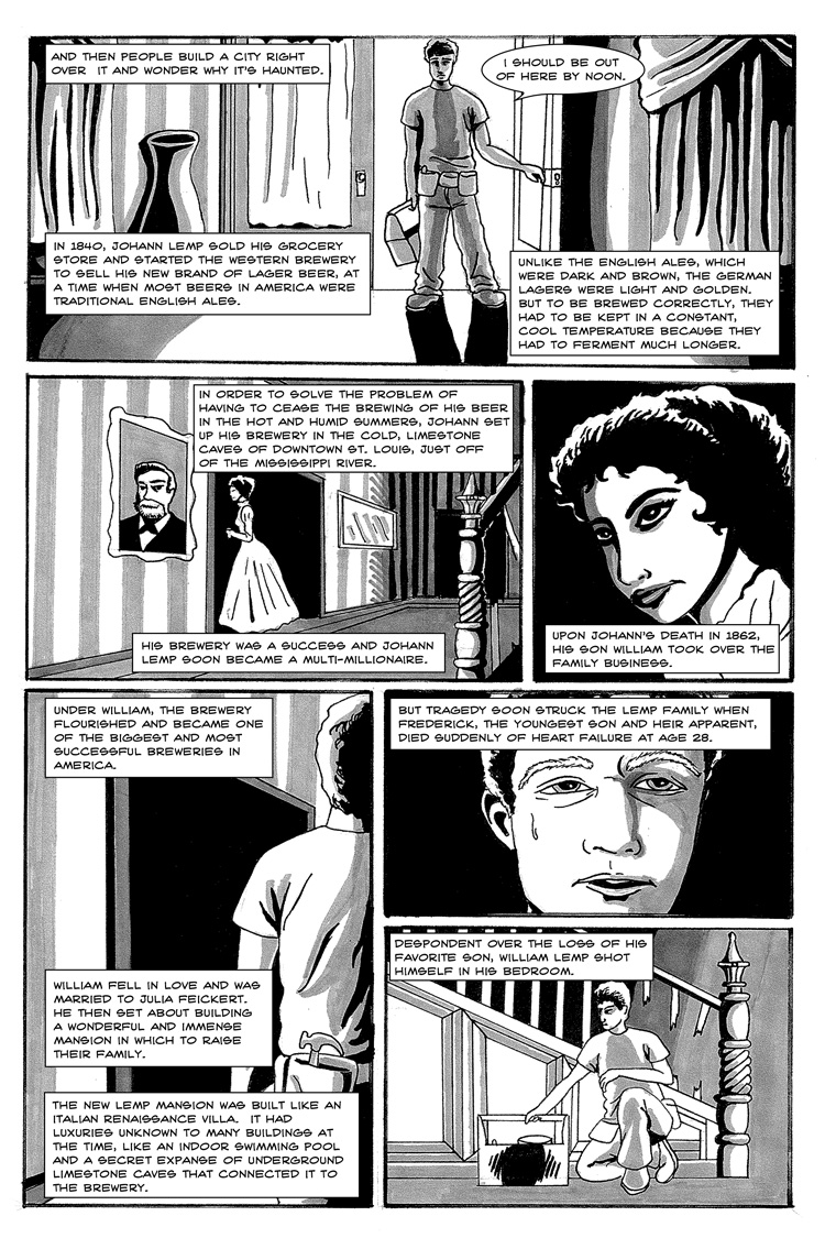 Lemp Deck – Page 2 by Carlos Gabriel Ruiz and Jim Mosley