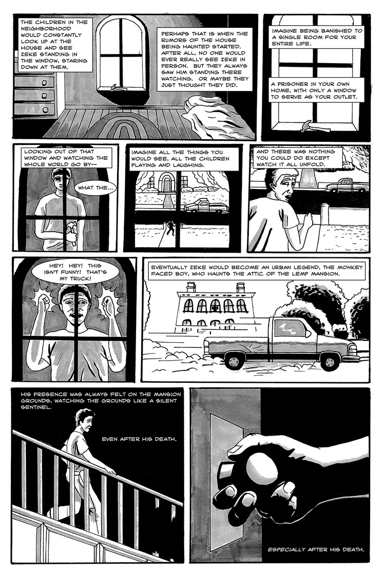 Lemp Deck – Page 4 by Carlos Gabriel Ruiz and Jim Mosley