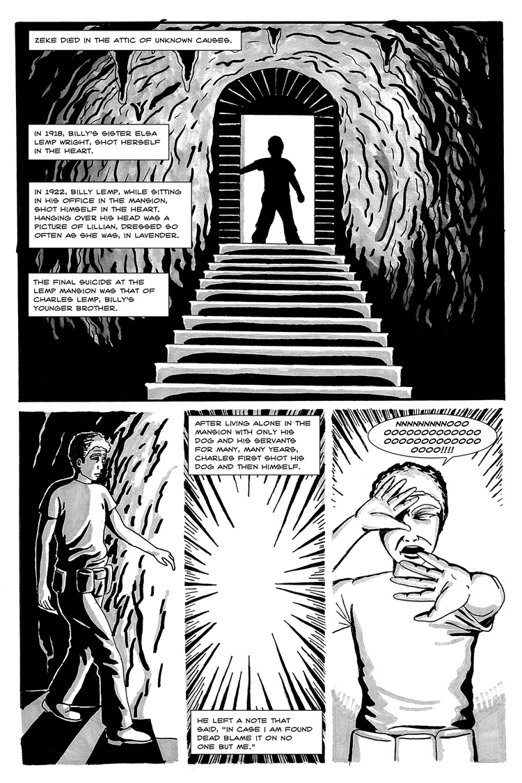Lemp Deck – Page 5 by Carlos Gabriel Ruiz and Jim Mosley