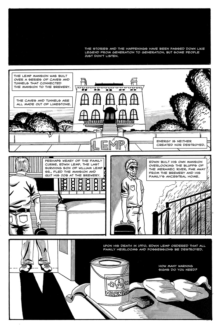 Lemp Deck – Page 6 by Carlos Gabriel Ruiz and Jim Mosley