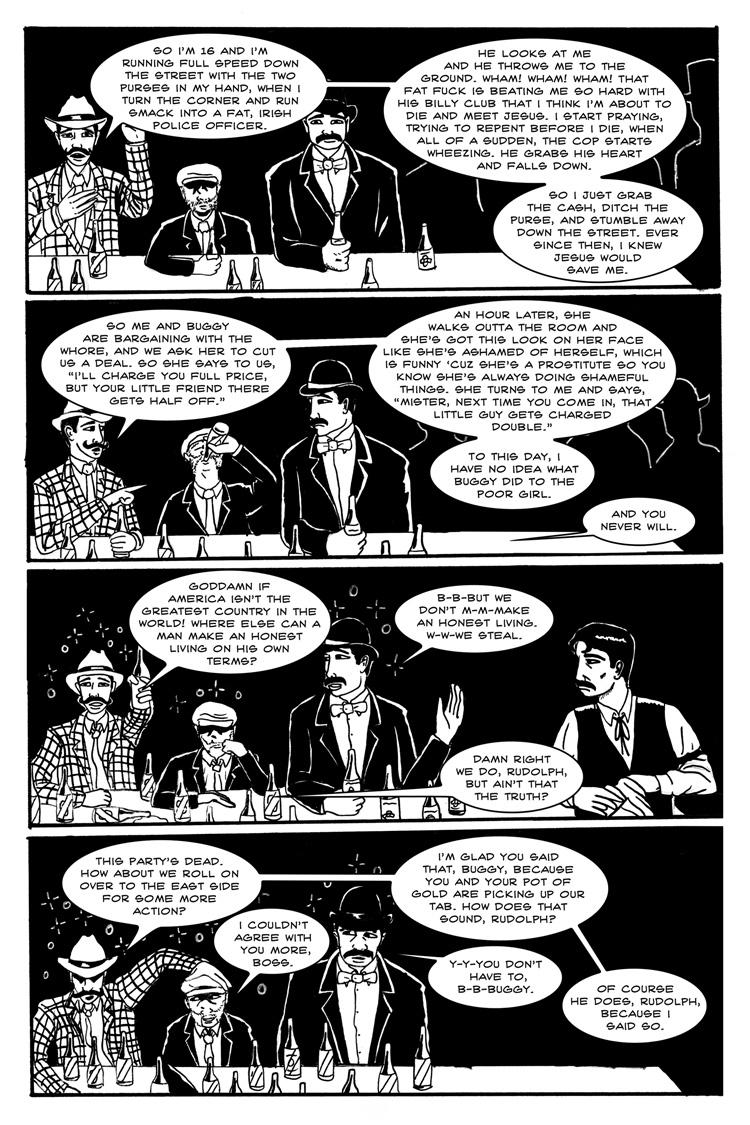 Eads Landing – Page 5, by Carlos Gabriel Ruiz and Jim Mosley